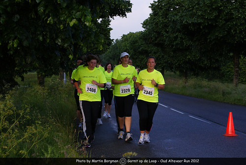 Oud Alteveer Run 2012