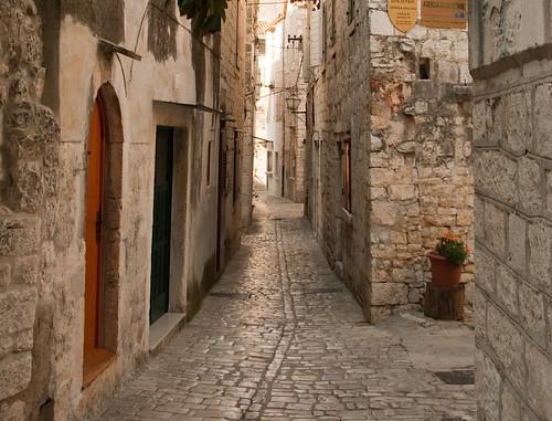 Trogir back street 2