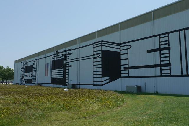 Saturn V Building