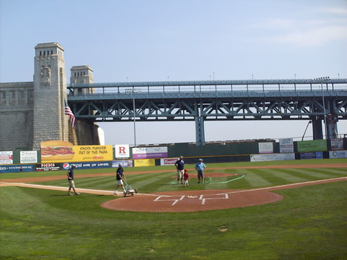 Campbell S Field In The Ballparks