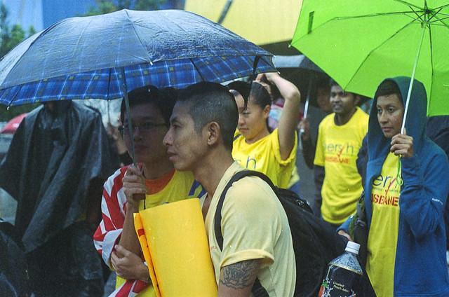Bersih 3.0 Retrospective