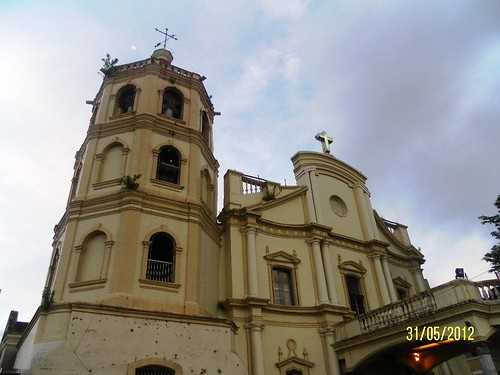 facade of Cathedral Church of St. Paul