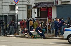 Ouvriers russes en pause ? ^^