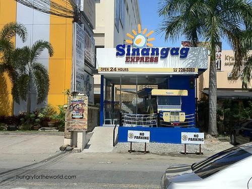 sinangag express frontage