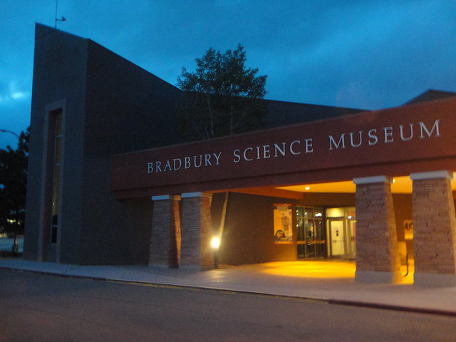 After dark, the Bradbury is hopping with activities on Friday nights during the summer.