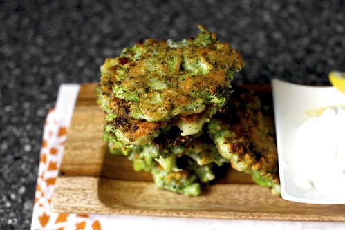 broccoli parmesan fritters | smitten kitchen