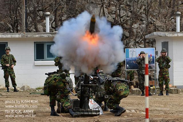 2012년 5월 육군 두 팔과 다리로 못할게 있을쏘냐, 23사단 보병대대 공용화기 사격집중훈련(9)