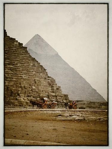 Giza Pyramids by ConserVentures