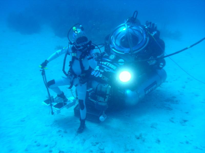 NEEMO Submersible