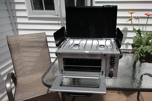 Coleman® Outdoor Portable Oven/Stove