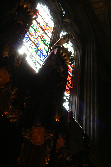 St. Giles' Stained Glass
