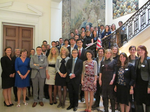 List of 2012-2013 Belgian Fulbright Grantees Announced
