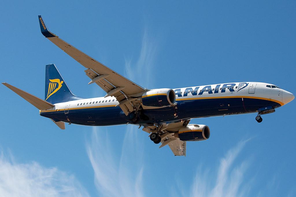 EI-EBI - B738 - Ryanair