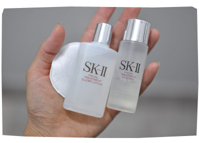 Beauty Review: My SK-II Skin Challenge