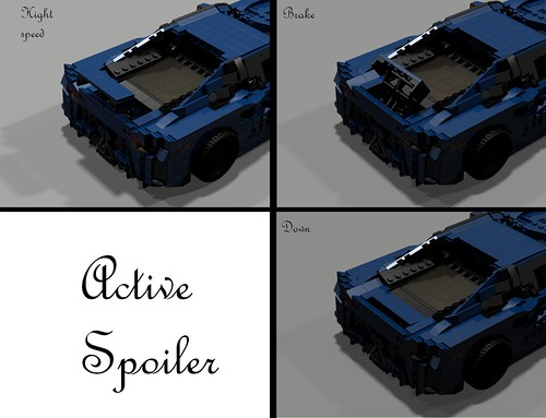 Prowler Radic - Active Spoiler
