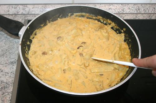 43 - Sauce reduzieren lassen / Let sauce reduce