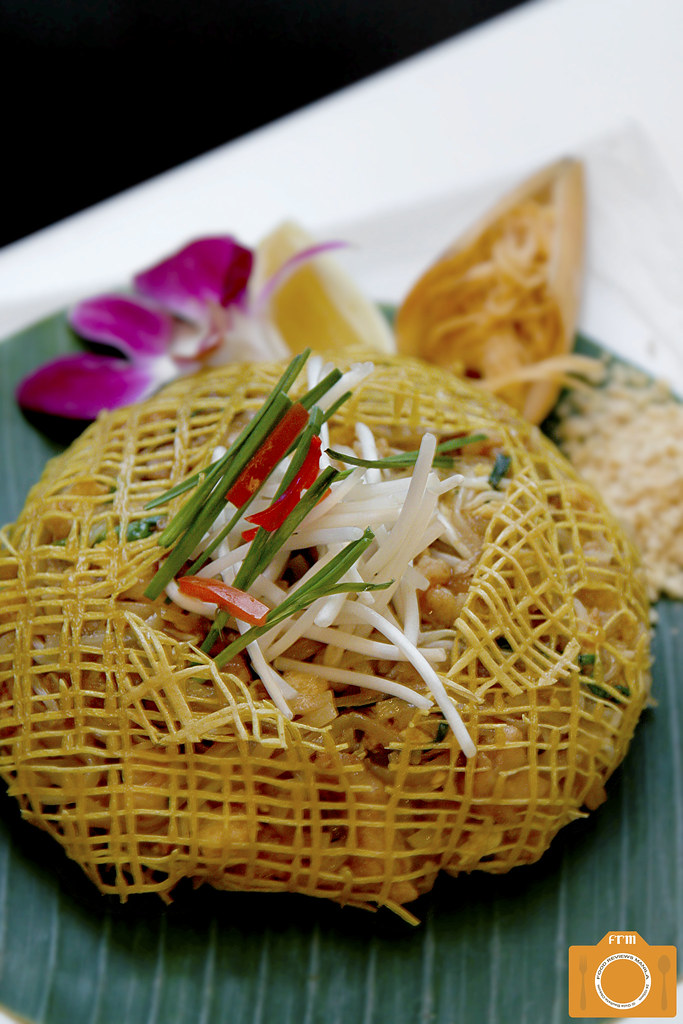 Silk Road Pad Thai