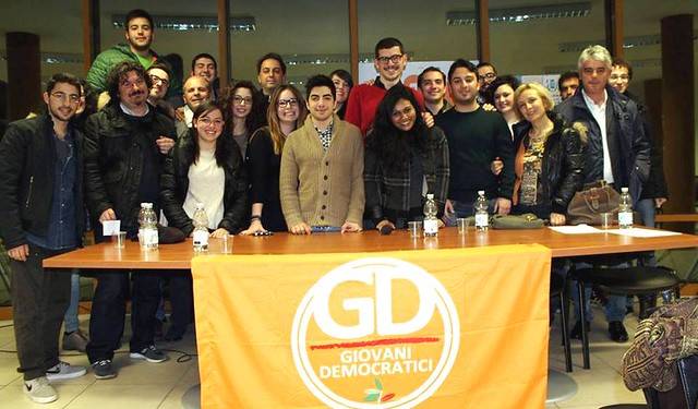 giovani democratici polignano victoria galluzzi lofano franco mancini domenico scagliusi