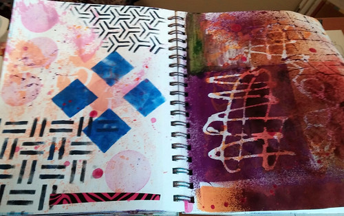 #94 art journal
