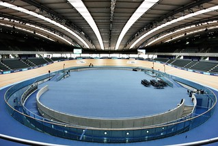 Inside the London 2012 Velodrome -1