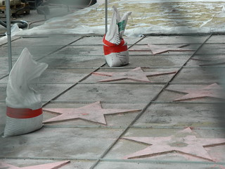 Facelift for the Hollywood Walk of Fame