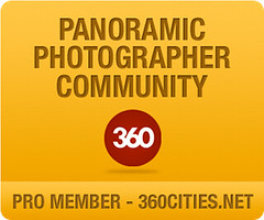 360 Cities Panoramic Photographer by Nick Hobgood