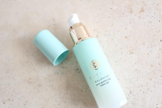 TATCHA pore perfecting water gel review