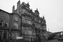 Accrington Conservative Club destroyed by fire 18th May 2016