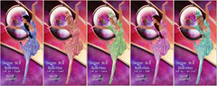 Sugar Bell Ballerina 5 Colors