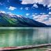 A lake in Western Canada by kla4067