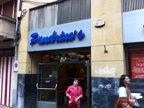 Café Padrinos Bilbao by LaVisitaComunicacion