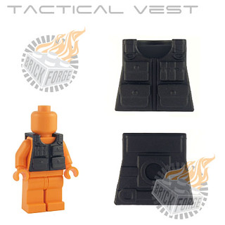 Tactical Vest - Carbon