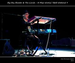 Big Boy Bloater & The Limits - III Mojo Workin' R&B Weekend 9