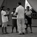 Central American migrants find quarter in southern Mexico. por Peter Haden