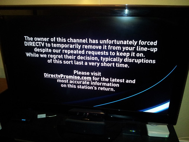 KSWB goes black on DirecTV | San Diego HDTV