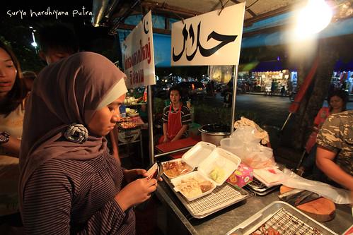 Makanan Halal di Phuket