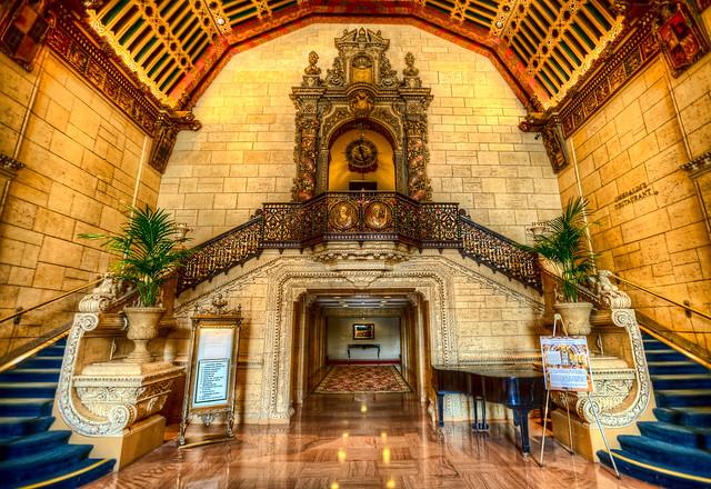 Biltmore Hotel Stairs