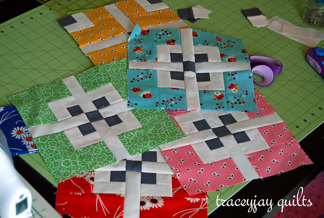 """Penny Candy"" baby blocks"