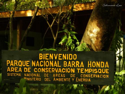 Cavernas Barra Honda, Caminata Nocturna