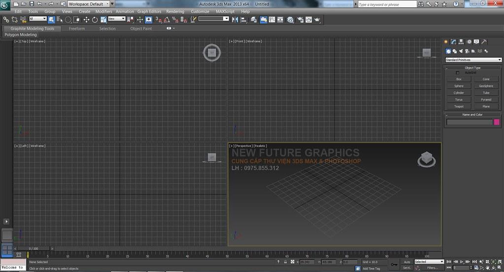 6929507150 305153b610 b Autodesk 3Ds Max   Thiết kế 3D chuyên nghiệp