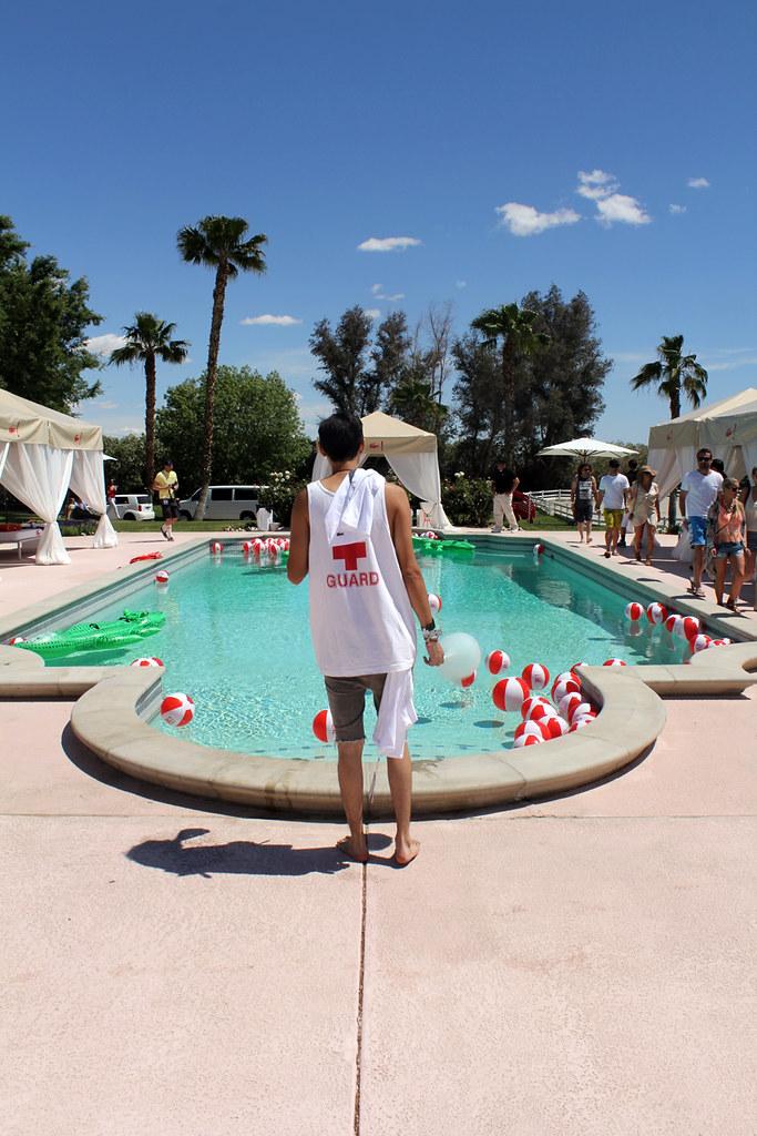 Lacoste Live Coachella 2012
