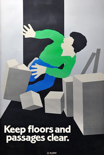the royal society for the prevention of accidents poster
