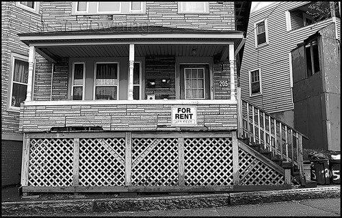 For Rent BW {17/52}
