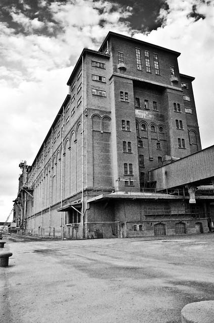 Magasins à grains d'Anvers