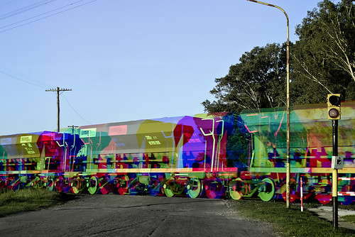 Runaway train HSE #3448