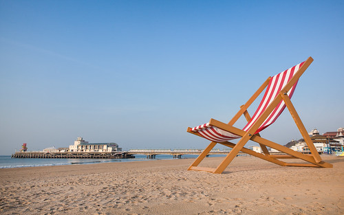 World's largest deckchair