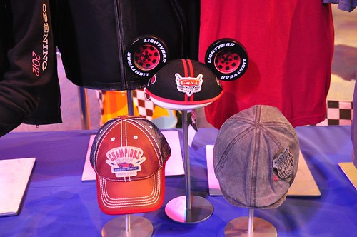 Cars Land hats