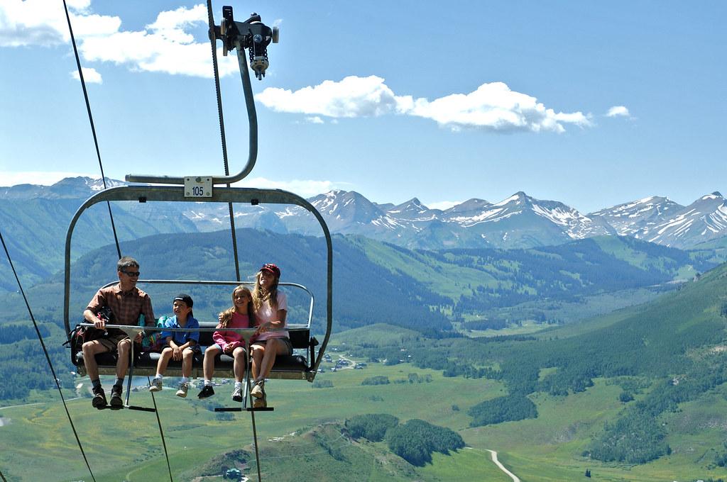 Summer Chairlift