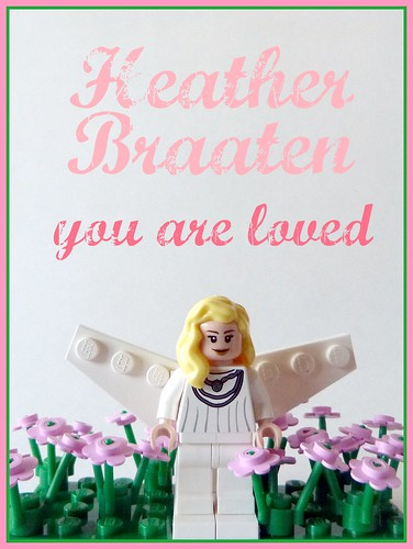 Heather Nicole Braaten...you are loved, a photo by Lino M on Flickr.