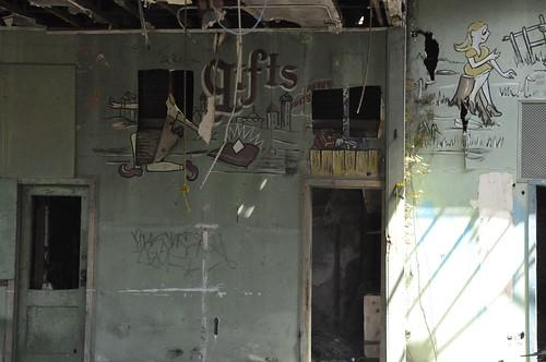 Playland Interior - Coney Island 2012